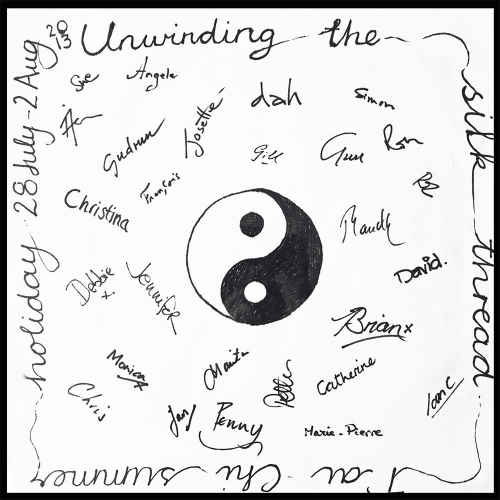 "108. T'ai Chi Holiday ""Unwinding the Silk"""
