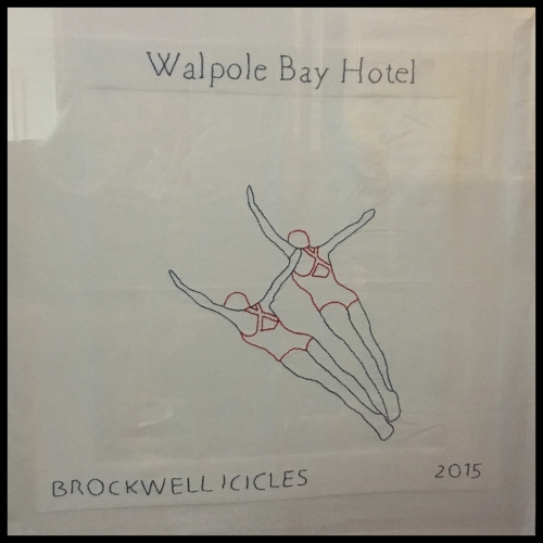 134. Fran Juckes - Brockwell Icicles
