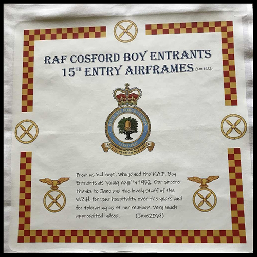213. RAF Boy Entrants